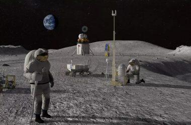 Uma pessoa negra irá pisar na lua pela primeira vez em 2024