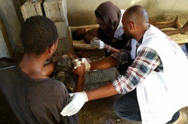 O risco à segurança das equipes também impõem a suspensão da assistência médica até que condições melhorem. - Foto: MSF/Divulgação