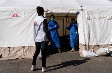 Organização está de luto e indignada com violência contra trabalhadores humanitários